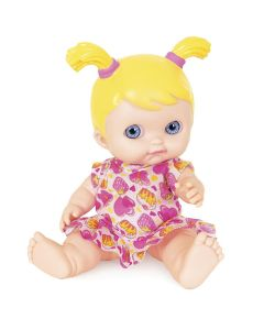 Boneca Baby Dreams Doutora 2209 Cotiplás - Rosa