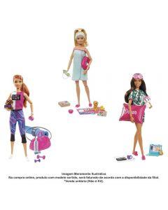 Boneca Barbie Dia De Spa Mattel - GKH73