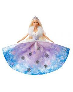 Boneca Barbie Dreamtopia Princesa Vestido Mágico Mattel - GKH26