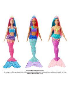 Boneca Barbie Dreamtopia Sereia Mattel - GJK07