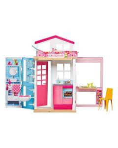 Barbie e sua Casa DVV48 Mattel - ROSA