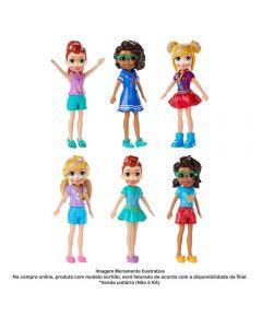 Boneca Básica Polly Pocket Sortimento Mattel - FWY19