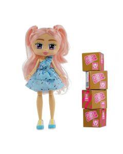 Boneca Boxy Girl Candide - 4200 - Kiki