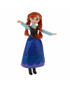 Boneca Clássica Anna Princesas da Disney Frozen Hasbro - DIVERSOS