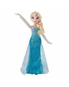 Boneca Clássica Elsa Princesas da Disney Frozen Hasbro - DIVERSOS