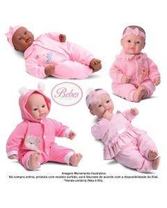 Boneca Coleção Bebê Divertoys - 8008
