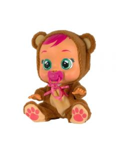 Boneca Cry Babies Bonnie Multikids - BR1028 - Marrom