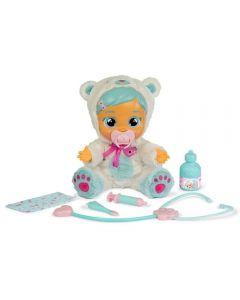 Boneca Cry Babies Kristal Multikids - BR1087 - Branco