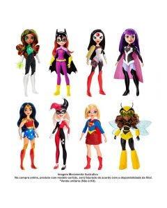 Boneca Dc Comics Super Hero Girls Mattel - GBY54
