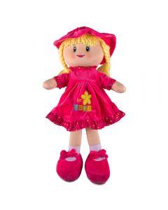 Boneca de Pano Havan - HBR0062 - Pink