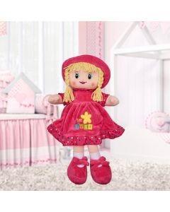 Boneca de Pano Média Havan - Pink