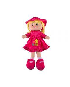Boneca de Pano Pequena Havan - HBR0063 - Pink