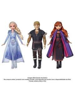 Boneca Disney Frozen 2 Hasbro - E5514
