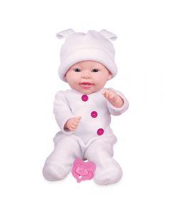 Boneca Dolls Collection Bebê Feliz Sons De Bebê Super Toys - 434