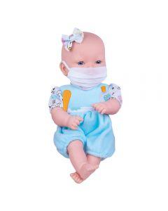 Boneca Dolls Collection Hora De Cuidar Dodói Super Toys - 432