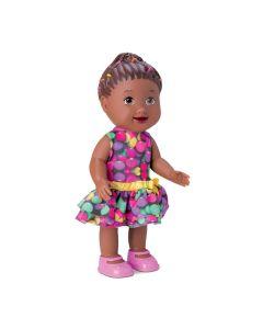Boneca Doutora Negra DiverToys - 8013
