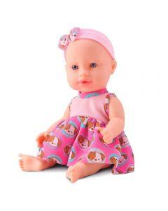 Boneca Ella Faz Xixi Divertoys - 8165