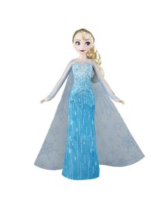 Boneca Elsa E0315 Hasbro - Azul