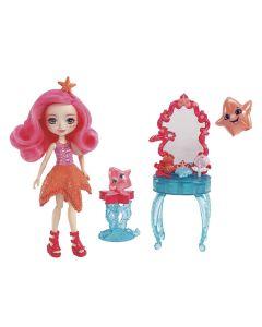 Boneca Enchantimals FKV58 Mattel - Starling Starfish