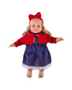 Boneca Gêmea Louise Bambola - 642 - Louise