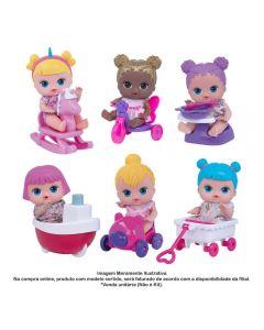 Boneca Lil Cutesies Acessórios Cotiplás - 2313