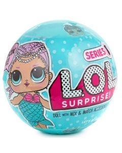 Boneca LOL Surprise 7 Surpresas Candide - Sortido