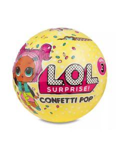 Boneca LOL Surprise Confetti 9 Surpresas Candide - Sortido