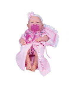 Boneca Love Born Bebezinho Da Mamãe Cotiplás - 2381