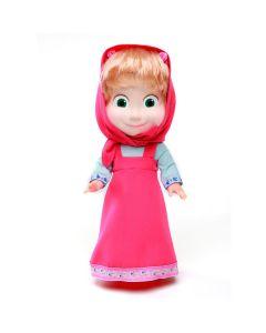 Boneca Masha Produz Som 35cm Masha e o Urso Estrela - DIVERSOS