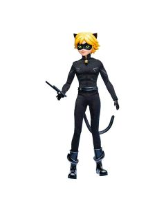 Boneca Miraculous Fashion 1646 Sunny - Cat Noir