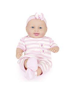 Boneca Miyo Menina 2247 Cotiplás - Rosa