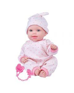 Boneca Miyo Menina Com Som De Bebê Cotiplás - 2391