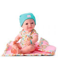 Boneca New Born Maternidade Divertoys - 8081
