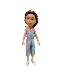 Boneca Nicole Planeta das Gêmeas ZR Toys - C3062 - Colorida