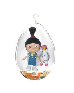 Boneca no Ovo Agnes Meu Malvado Favorito Lider Brinquedos - 2885