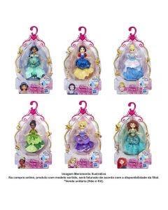 Boneca Pequenas Pequenas Princesas Royal Clips Hasbro - E3049