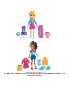 Boneca Polly Pocket Aventuras Gdl97 Mattel - GDL97