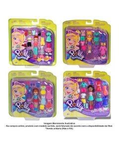 Boneca Polly Pocket Pronta Para A Festa Mattel - GFT97