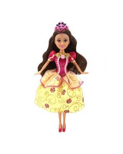 Boneca Sparkle Girlz com Acessórios DTC - 4216 - Júlia