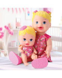 Boneca Tal Mãe Tal Filha 8020 DiverToys - Rosa