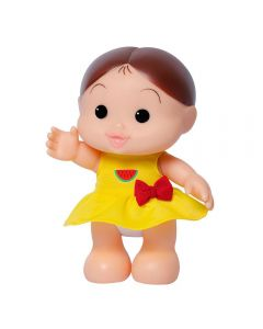 Boneca Turma da Mônica Iti Malia Magali Baby Brink - 1022