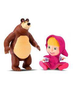 Bonecas Masha E O Urso Divertoys - 8117