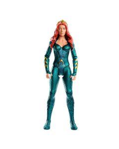 Boneco Aquaman 30cm FXF90 Mattel - Mera