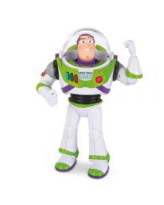 Boneco Buzz Lightyear Com Som 35716 Toyng - Branco