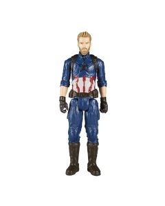 Boneco Capitão América Vingadores: Guerra Infinita Hasbro - E1421