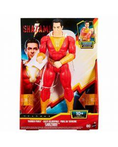 Boneco do Shazam com Sons Mattel - Vermelho