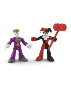 Boneco Figuras Imaginext Fisher-Price - Coringa