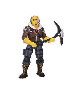 """Boneco Fortnite Raptor 4"""" Com Acessórios 2054 Sunny - Amarelo"""