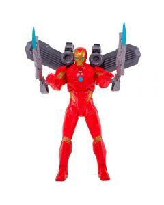 Boneco Homem de Ferro Olympus E7360 Hasbro - Vermelho