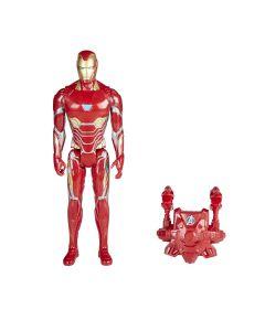 Boneco Homem de Ferro Vingadores Titan Hero E0606 Hasbro - E0606